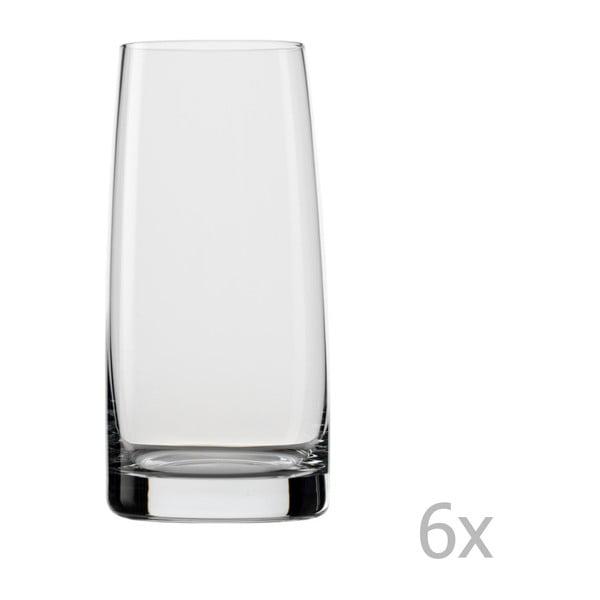 Zestaw 6 szklanek Stölzle Lausitz Experience Highball, 361 ml