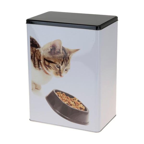 Pojemnik metalowy Kitty, 20x27 cm