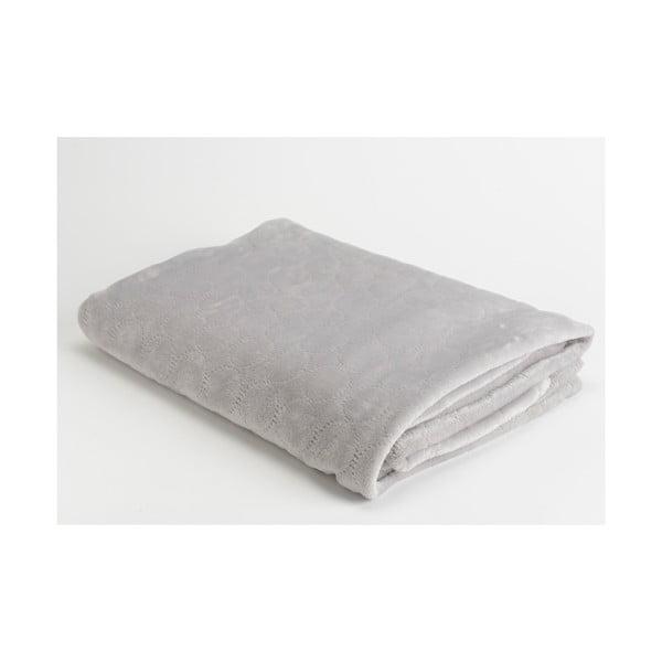 Koc Zak Light Grey, 170x130 cm