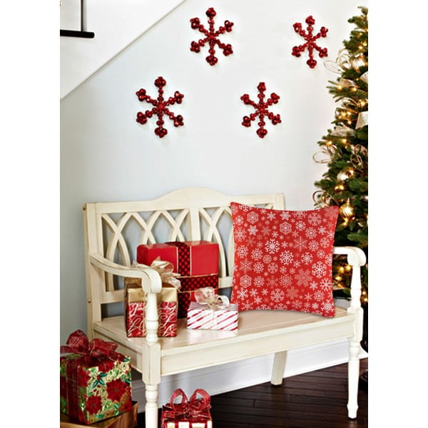 Poszewka Christmas V8, 45x45 cm