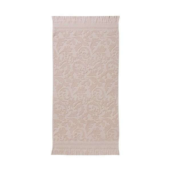 Zestaw 3 różowych ręczników z organicznej bawełny Seahorse,60x110cm