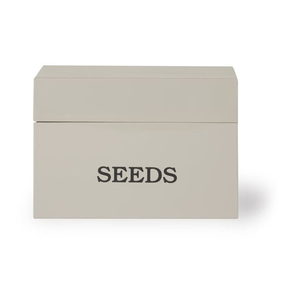 Pojemnik na nasiona Large Seeds Beige
