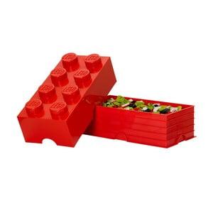 Pudełko, czerwone