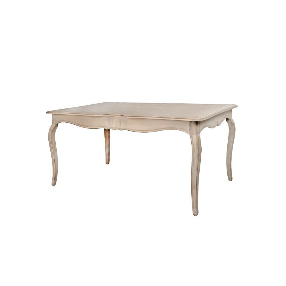 Beżowy stół z drewna brzozowego Livin Hill Venezia