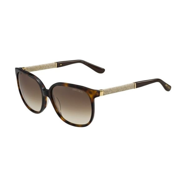 Okulary przeciwsłoneczne Jimmy Choo Paula Havana/Brown