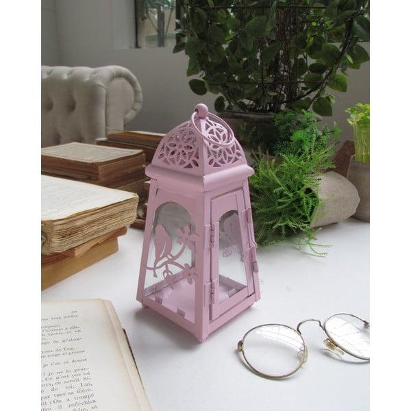 Lampion Milano Pink, 20 cm