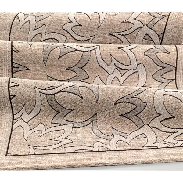 Wytrzymały chodnik kuchenny Webtapetti Maple Tortora, 55x140 cm