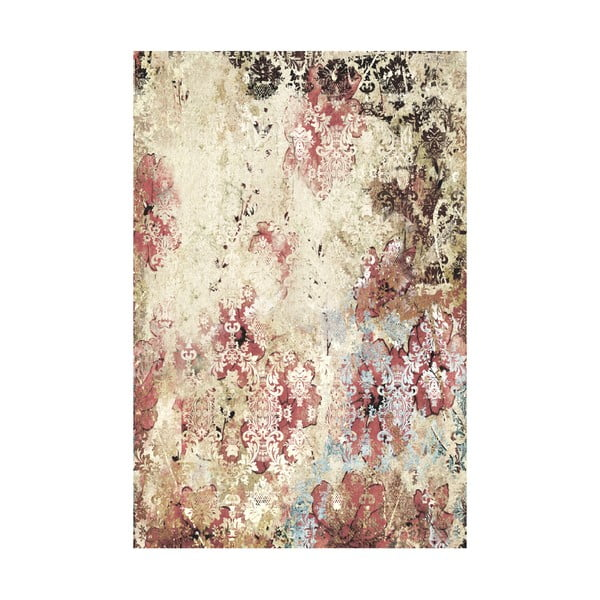 Winylowy dywan Vintage Wallpaper, 100x150 cm