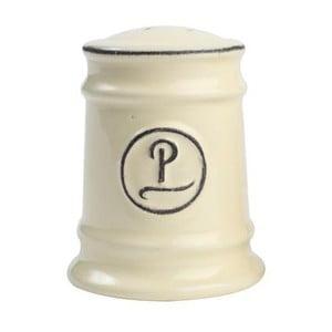Kremowa pieprzniczka porcelanowa T&G Woodware Pride of Place