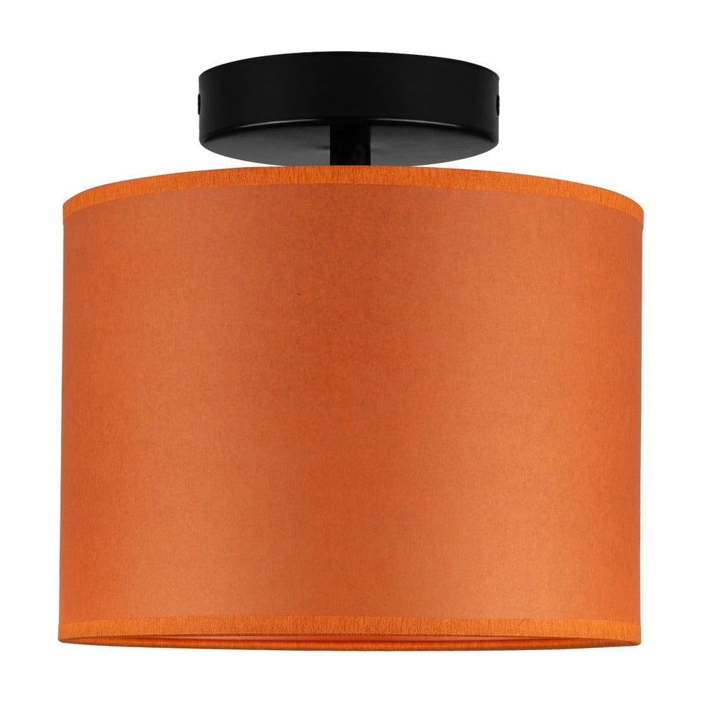 Pomarańczowa lampa sufitowa Sotto Luce Taiko
