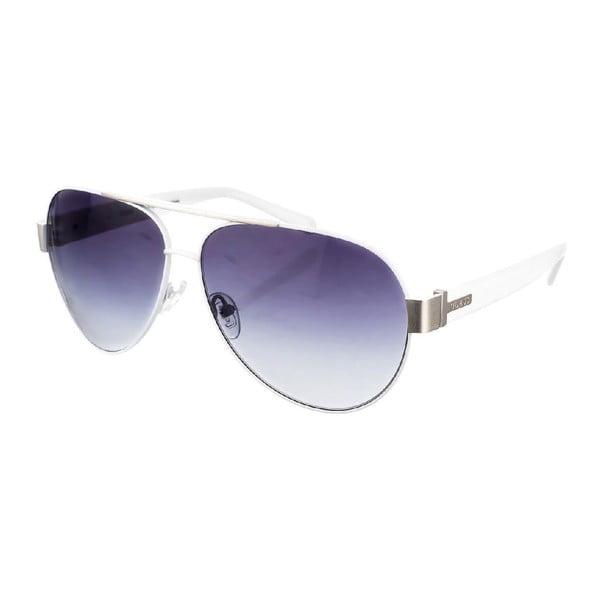Męskie okulary przeciwsłoneczne Guess GU6765-WHTSI35