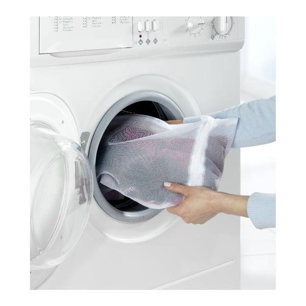 Biała mała siatka do prania Wenko Wash