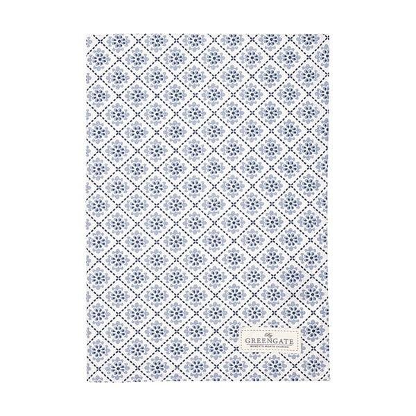 Ścierka kuchenna Oona Blue, 50x70 cm