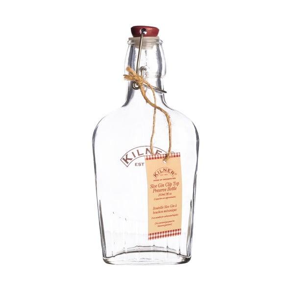 Butelka z hermetycznym zamknięciem Gin, 250 ml