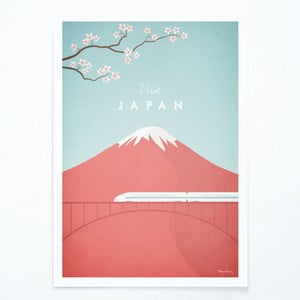 Plakat Travelposter Japan, A2