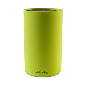Zielony blok na noże Vialli Design Universal