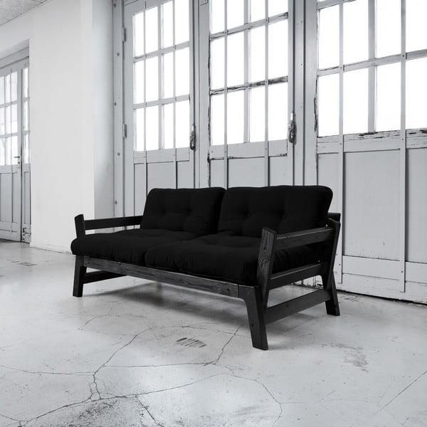 Sofa rozkładana Karup Step Black