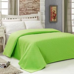 Narzuta Pique Green, 200x240 cm