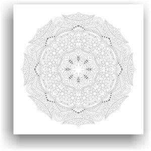 Obraz do kolorowania 99, 50x50 cm