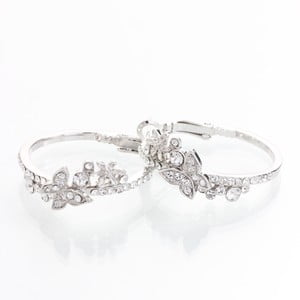 Kolczyki z kryształami Swarovski Elements Laura Bruni Ljusnan