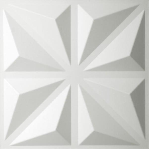 Bambusowe panele ścienne Diamond, 10 szt.