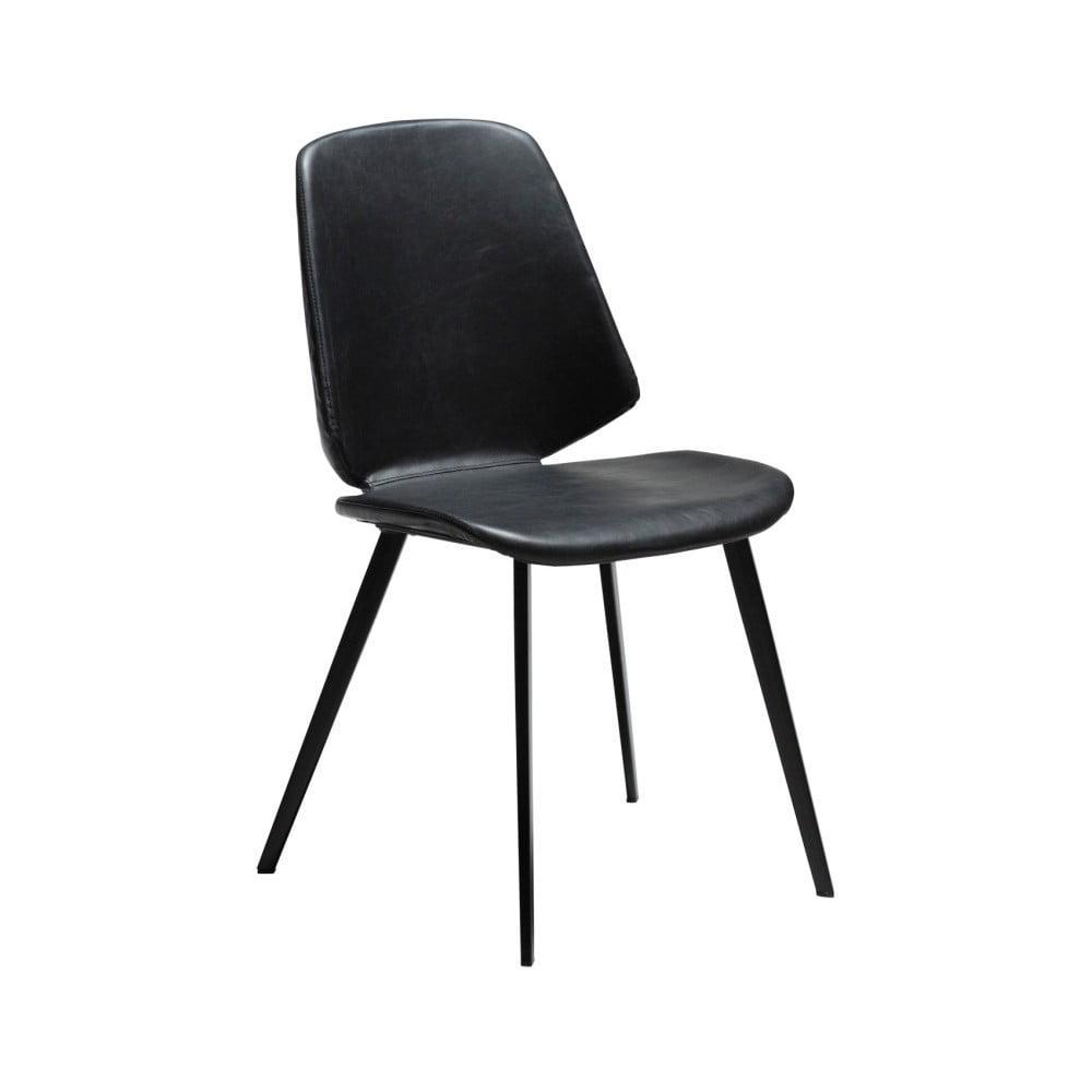 Czarne krzesło DAN-FORM Denmark Swing