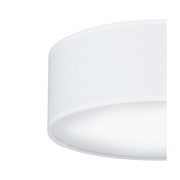 Biała lampa sufitowa Sotto Luce MIKA,Ø30cm