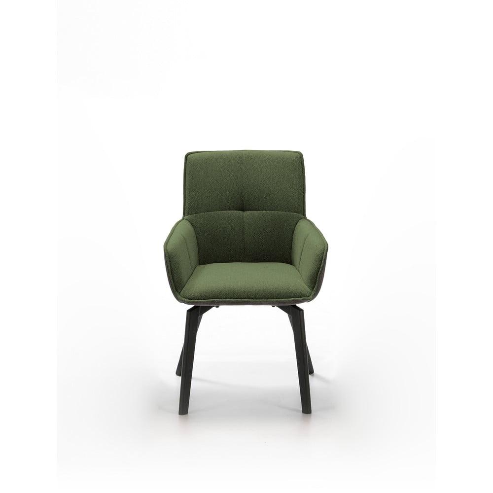 Zielone krzesło Marckeric Malibu