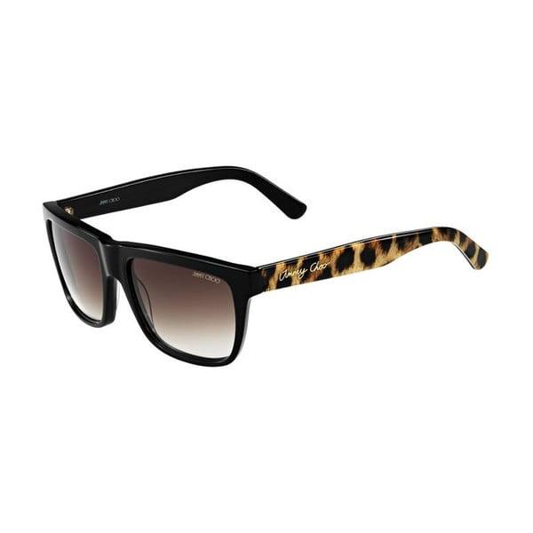 Okulary przeciwsłoneczne Jimmy Choo Alex Black Leopard/Brown