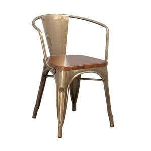 Metalowe krzesło Moycor Armchair