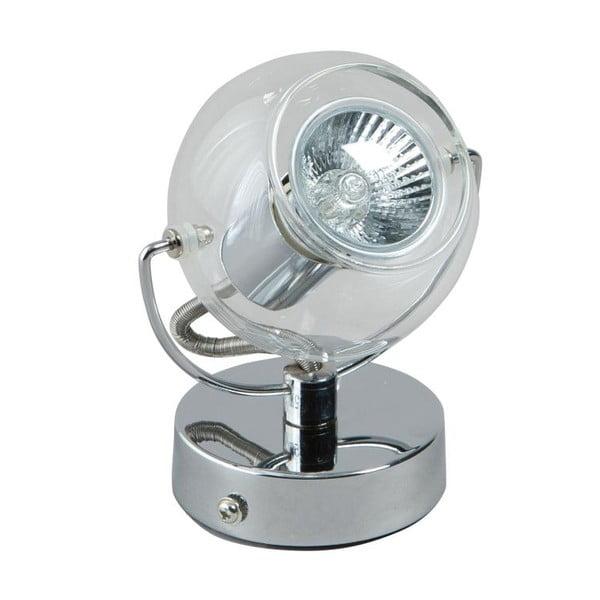 Lampka stołowa Vetro Silver Single
