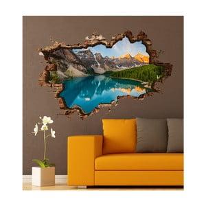 Naklejka ścienna 3D Art Els, 135x90 cm