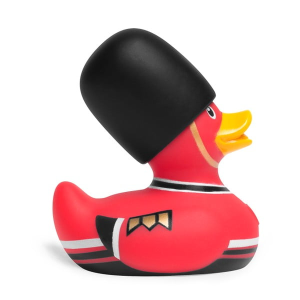 Kaczka do kąpieli Bud Ducks Mini Royal Guard
