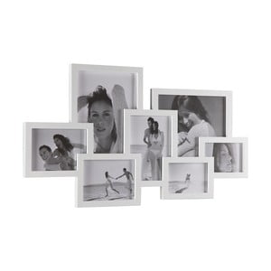 Biała ramka na 7 zdjęć Tomasucci Collage