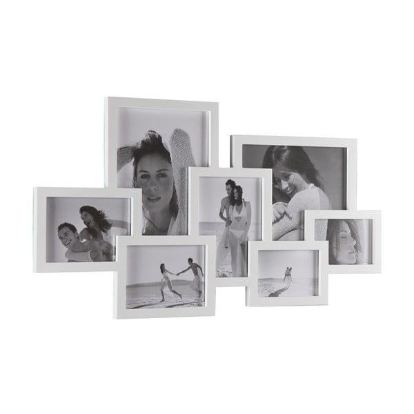 Biała ramka ścienna na zdjęcia Tomasucci Collage