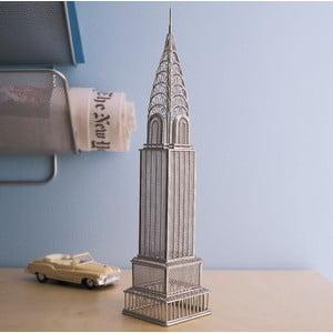 Dekoracja Doodles Destination Chrysler Building