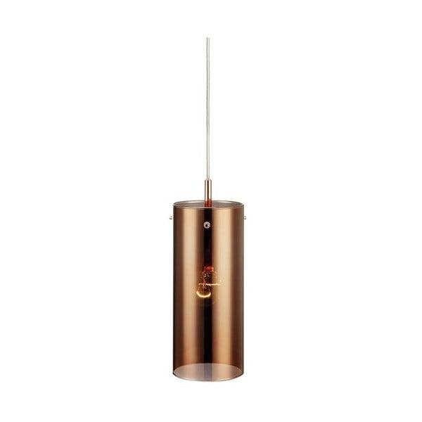 Lampa wisząca w kolorze mosiądzu Markslöjd Storm, ⌀ 9 cm