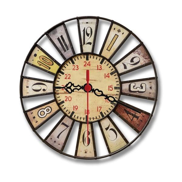 Zegar ścienny Double, 30 cm