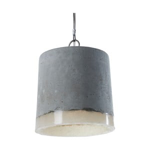 Lampa sufitowa Beton Round, 18 x 17 cm