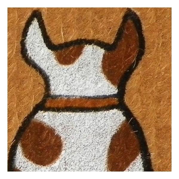 Wycieraczka Waiting Dogs, 75x45 cm