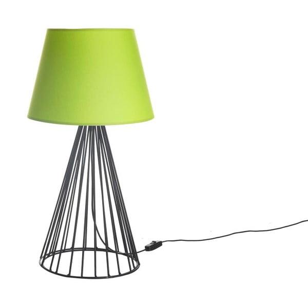 Lampa stołowa Wiry Lime/Black