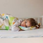 Dziecięcy śpiworek Bartex Kolorowe zwierzątka, 70x165 cm
