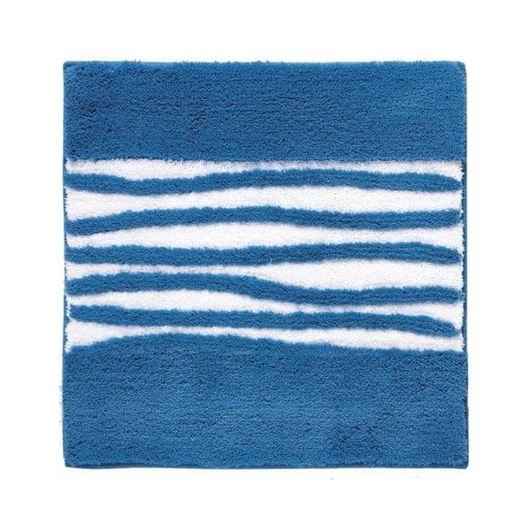 Dywanik łazienkowy Morgan Denim Blue, 60x60 cm