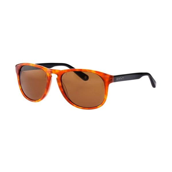 Męskie okulary przeciwsłoneczne GANT King Honey