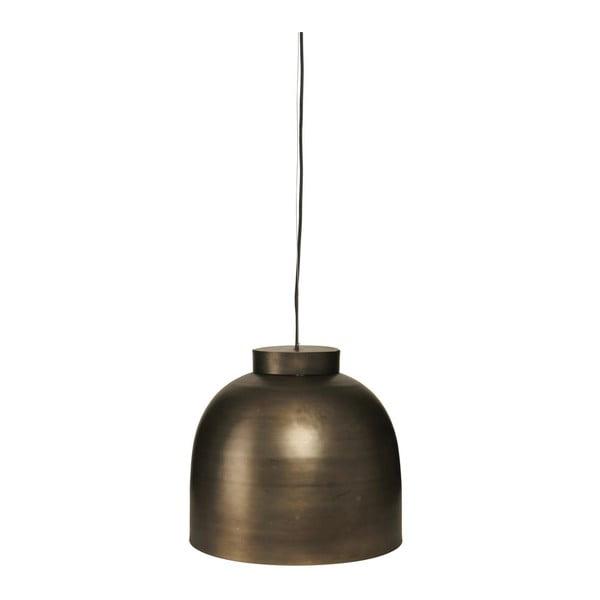 Lampa wisząca Bowl Gunmetal