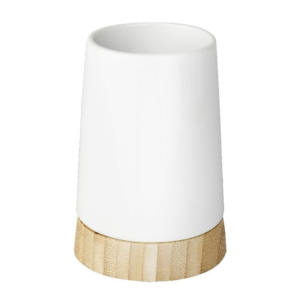 Kubek na szczoteczki Wenko Bamboo