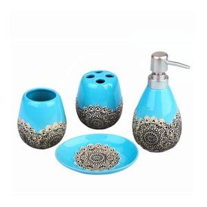 Zestaw łazienkowy Blue Oriental