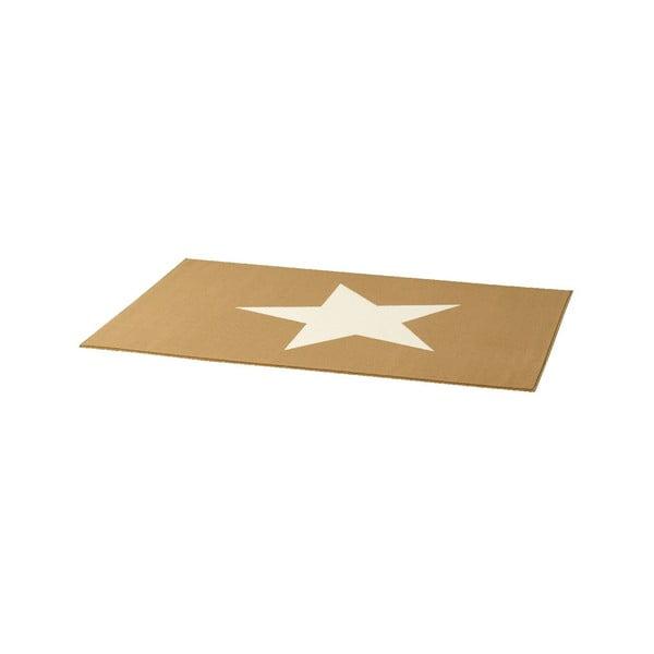 Kremowo-brązowy dywan dziecięcy Hanse Home, 140x200cm
