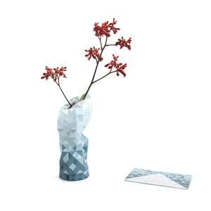 Papierowy wazon Grey Gradient