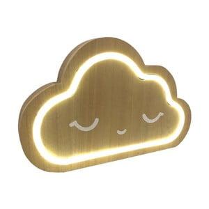 Dekoracja świetlna w kształcie chmury   Maiko, 30x17 cm